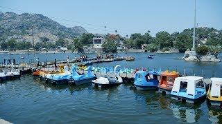 Download माउंट आबू नक्की झील.Mount Abu Nakki Lake HD Video Rajasthan Tourism Video Rajasthan Tourist Video