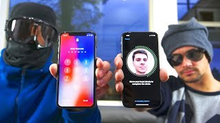 Download Can You Trick iPhone X Face ID? Face ID Review Video