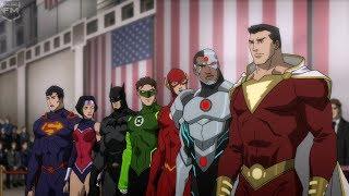 Download Ending   Justice League: War Video