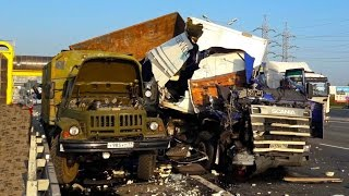 Download Best truck crashes, truck accident compilation 2016 Part 10 Video
