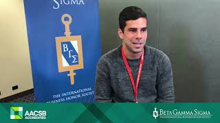 Download Beta Gamma Sigma - International Education Experience with Karim Shokeir Video