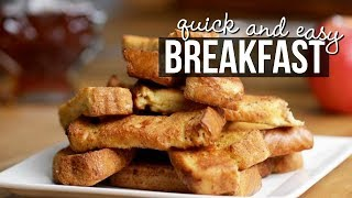 Download QUICK AND EASY BREAKFAST IDEAS | SCCASTANEDA Video