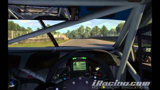 Download iRacing Ford Falcon V8 Supercar Zolder Hot Lap Video