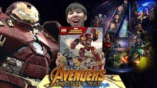 Download ต่อเลโก้ Avengers Infinity War ฮัคบัสเตอร์เข้าสู่สงคราม!!!【LEGO: The Hulkbuster Smash-Up】 Video