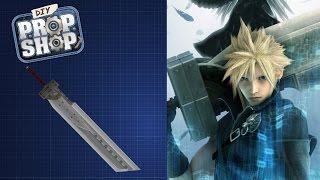 Download Cloud's Fusion Sword - Final Fantasy VII - DIY PROP SHOP Video