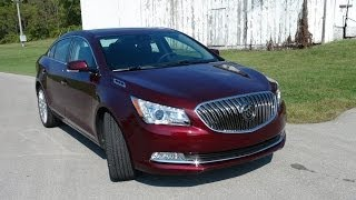 Download 2014 Buick LaCrosse Review: Everything You Ever Wanted to Know Video
