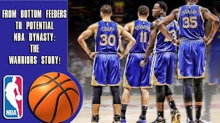 Download From bottom feeders to potential NBA dynasty: The incredible luck that led to the Warriors superteam Video