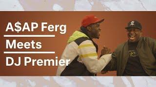 Download When A$AP Ferg Met DJ Premier Video
