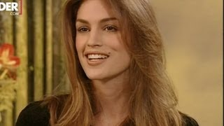 Download 27-year-old Cindy Crawford (1993 Interview) Video