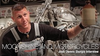 Download Moonshiners Josh Owens Sturgis Interview - MotoUSA Video