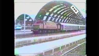 Download FERROVIE ITALIA - Anni 1980 - Villasanta, Milano Centrale, Milano Certosa Video