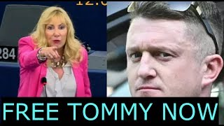 Download 12.06.2018 - TOMMY ROBINSON & BREXIT DEFENDED BY UK MEPS - #NotOnMSM #FreeTommy Video
