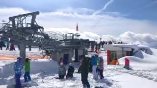 Download Multiple injuries after Georgia ski lift malfunctions Video