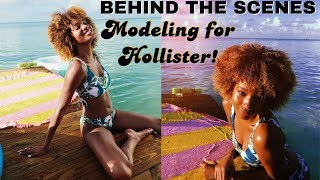 Download BTS: Modeling for Hollister in The Bahamas! 🌺 Video
