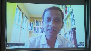 Download Ravi Kumar - Random Walks and Graph Properties Video