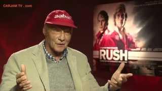 Download Niki Lauda Talks RUSH Movie 2013 Niki Lauda Interview on James Hunt + F1 2013 Carjam TV HD Video