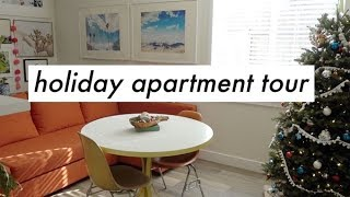 Download Holiday Apartment Tour! Thrifted & Simple | Alli Cherry Video