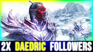 Download Skyrim Best Follower – 2 Daedric Companion Guide (Best Armor & Weapons) Video