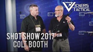Download Shot Show 2017 - Colt Combat Unit Carbine Video