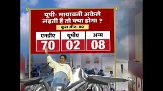Download देश का मूड FULL: यूपी में मायावती-अखिलेश की जोड़ी से BJP को लग सकता बहुत बड़ा झटका | ABP News Hindi Video