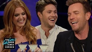 Download Spill Your Guts or Fill Your Guts w/ Niall Horan, Ewan McGregor & Isla Fisher Video