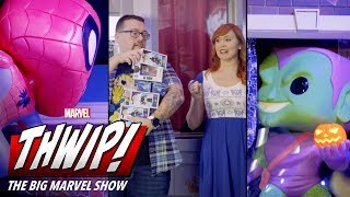Download Funko HQ on THWIP! The Big Marvel Show! Video