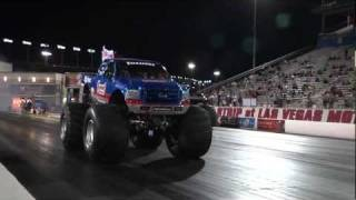 Download Bigfoot VS Jet Car Video