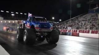 Download Bigfoot VS Jet Car Video