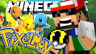 Download Minecraft | Pokemon | IT ALL STARTS HERE Video