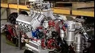 Download SONNY'S RACING - Home of the World's First 1000ci Drag Race Engine Video