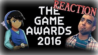Download The Game Awards 2016 LIVE REACTION!!!! Video