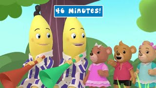 Download Animated Compilation #25 - Full Episodes - Bananas in Pyjamas Official Video