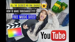 Download HOW TO START A YOUTUBE CHANNEL| TIPS NO ONE SHARES!! Video