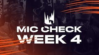 Download LEC Mic Check: Week 4 | Spring Split 2019 Video
