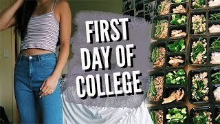 Download FIRST DAY OF COLLEGE | Sophomore Year Video