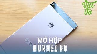 Download Vật Vờ - Mở hộp & đánh giá nhanh Huawei P8: siêu phẩm thời trang, cấu hình cao Video