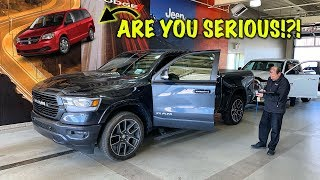 Download MY NEW TRUCK BROKE AND THEY GAVE ME THE WORST RENTAL! Video