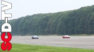 Download DRAG RACE: Veyron vs LaFerrari | Vmax200 Evomax Video