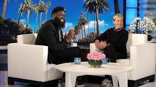 Download Ellen Meets Extraordinary New Jersey Principal Akbar Cook Video