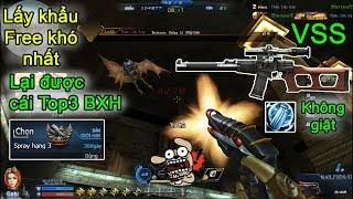 Download Truy kích RPG ✓- Đi lấy khẩu Free khó lấy nhất VSS, Cuỗm tiếp cái Top 3 BXH Video
