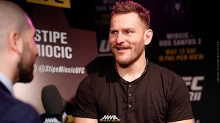 Download UFC 211: Following Dispute, Stipe Miocic Says Relationship with UFC Improved - MMA Fighting Video