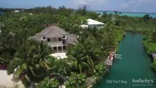 Download Dunmore Island #2, Old Fort Bay, Bahamas Video