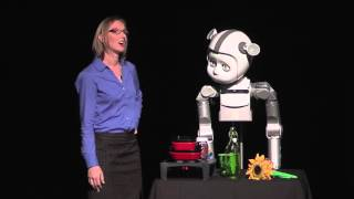 Download The next frontier in robotics: social, collaborative robots | Andrea Thomaz | TEDxPeachtree Video