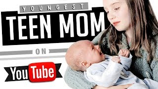 Download 11 Youngest Teen Moms on YouTube Video