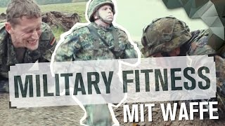 Download Military Fitness mit Waffe | TAG 25 Video