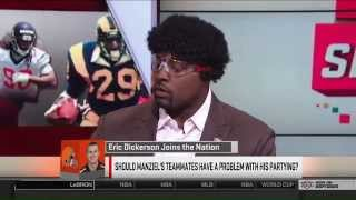 Download Eric Dickerson on Sports Nation July 7th 2014 Video