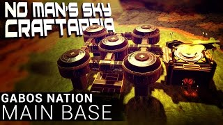 Download GABOS NATION: MAIN BASE - No Man's Sky Base Building - Foundation Update Video