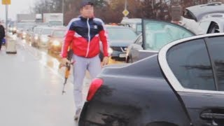 Download Stop a Douchebag - Tracksuit and AK-47 Video