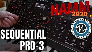 Download NAMM 2020: Dave Smith Instruments Pro 3 Video