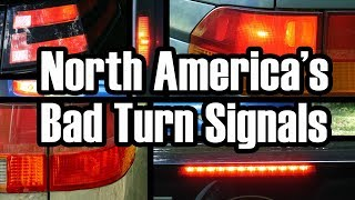 Download The Senseless Ambiguity of North American Turn Signals Video